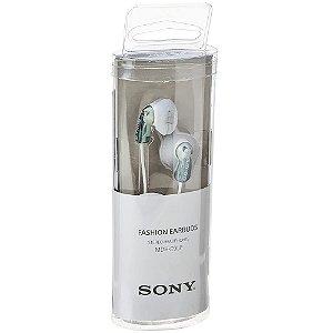 Fone de Ouvido Intra-auricular Sony Mdr-E9lp Cinza