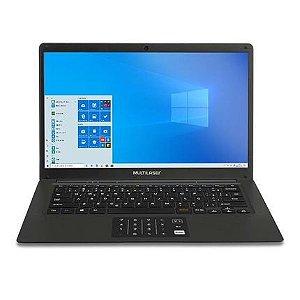Notebook PC310 Multilaser 4/64GB 14''