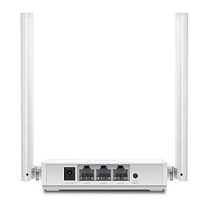 Roteador Sinal TP-Link TL-WR829N 2 Antenas Branco