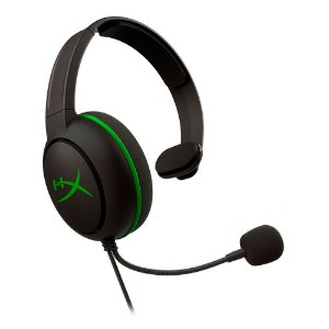 Fone Headset Gamer HyperX CloudX Xbox HXHSCCHXBKWW