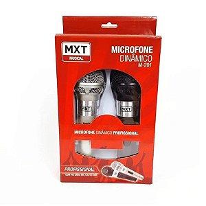 Microfone MXT com Cabo M-201 54.1.24
