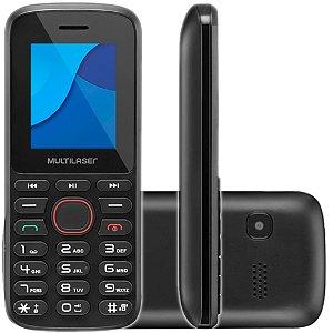 Celular Multilaser UP Play 3G P9134 Preto
