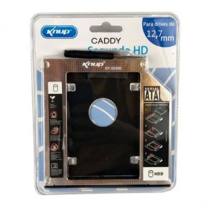 ADAPTADOR DVD P/HD/SSD NOTEBOOK KP-HD009 KNUP 12,7