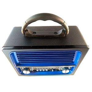 Rádio Lelong LE-642 3 Faixas Am/Fm 3W