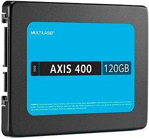 MEMORIA SSD SS101 MULTILASER 120GB