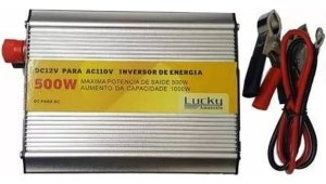 INVERSOR AUTOMOTIVO LU-500W LUCKY