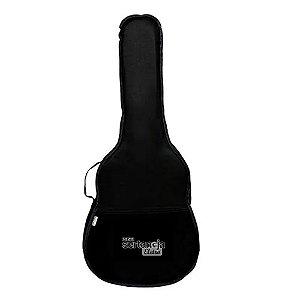Bag Simples para Violão AVS BIC008SP Preta.
