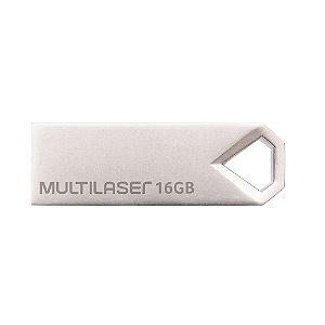 Pen Drive Multilaser Diamond 16GB PD850
