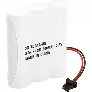 Bateria para Telefone sem Fio 3RT600AA-UN Rontek