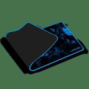 MOUSE PAD GAMER AC303 MULTILASER WARRIOR AZUL