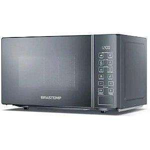 Microondas  Brastemp BMS20ARAN 20L Inox 127V 1100W