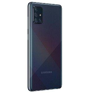 Smartphone Samsung Galaxy A71 128GB A715 Preto