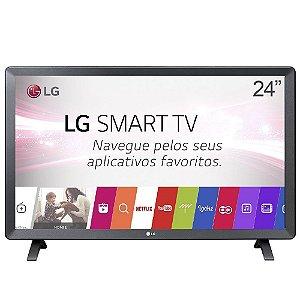 Smart Tv LG Led 24TL520S 24'' Bivolt HDMI Wi-fi