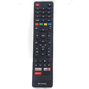Controle Remoto para Tv Philco SKY-9028 SKY