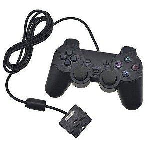 CONTROLE PARA PS2 MAXMIDIA MAX-PP20