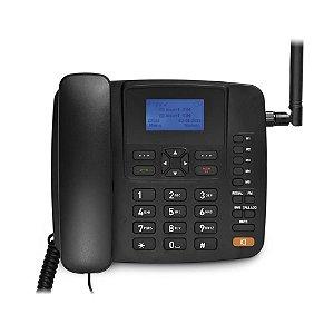 Telefone Celular Rural com ID 2G Multilaser RE502