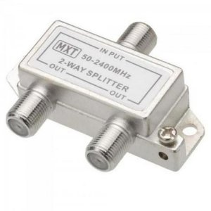 Divisor Blindado 1X2 Alta/Baixa 50-2400MHZ 5.7.26