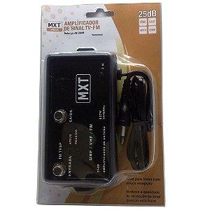 Amplificador de Sinal UHF-VHF-FM 24 MXT 5.8.7