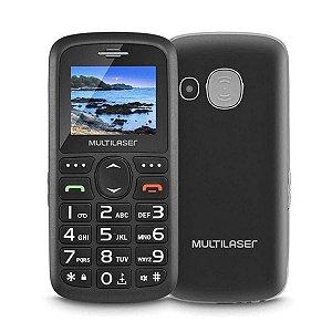 Celular com Base Multilaser Vita 3G P9091 Preto