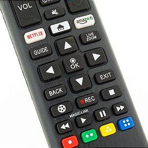 Controle Remoto Lelong LE-7045 para Tv Lg