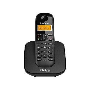 Telefone Intelbras sem Fio ID TS3110 Preto