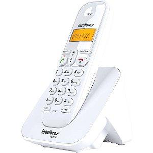 TELEFONE SEM FIO INTELBRAS TS3110 ID BRANCO