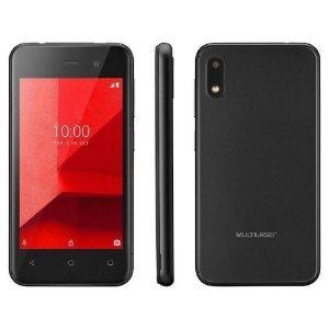 Smartphone Multilaser E Lite 32GB P9126 Preto