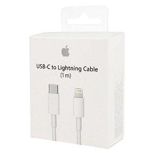 Cabo USB-C para Lightning Apple  MK0X2AM/A 1Mt