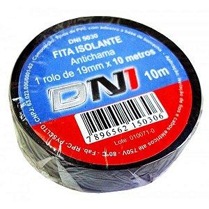 FITA ISOLANTE 10MTS ANTI-CHAMAS DNI 5030