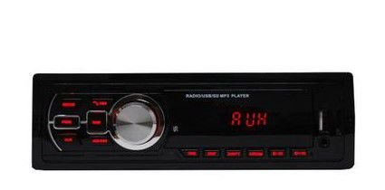 AUTO RADIO 8613BT MP3 USB SD AUXILIAR