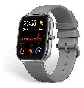 Relógio Smartwatch Xiaomi Amazfit GTS A1914 Cinza