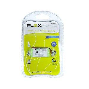 Bateria telefone sem fio Flex FX-70U 2.4V 600mAh