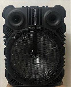 Caixa de Som Flex com Bluetooth KTS-1195  Preta