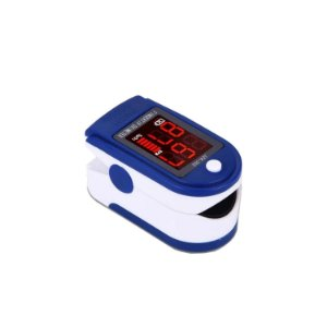 Oxímetro Digital Portátil Oximeter P-09 Azul
