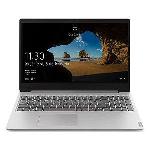Notebook Lenovo S145 82DJ0002BR i3 4GB 1TB Prata