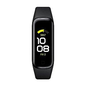 Relógio Smartwatch Samsung Fit2 SM-R220NZKAZ Preto
