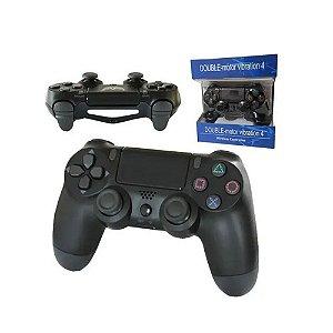 Controle PS4 com Fio Clapam Double-Motor