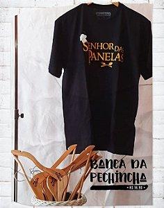 Camiseta Universitária - Gastronomia - My Precious - Basic