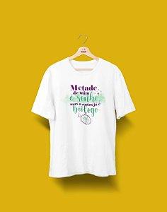 Camisa Universitária - Metade - Biologia - BIÓLOGO - Basic