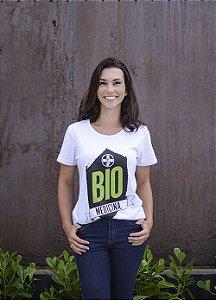 Camisa Biomedicina - My Life - Branca - Premium