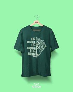 Camisa Engenharia Florestal - o2 - Verde - Premium