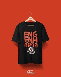 Camisa Engenharia Metalúrgica - A Forja - Premium