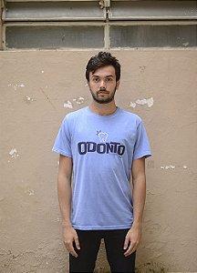Camisa Odontologia - Linha Stone - Azul