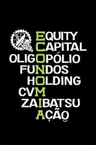 Camisa Economia - A cruzada - Preta - Basic