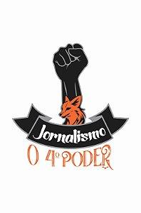 Camisa Universitária Jornalismo - Fato ou Fake? - Branca- Basic