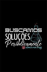 Camisa Universitária Química - Química Por Amor