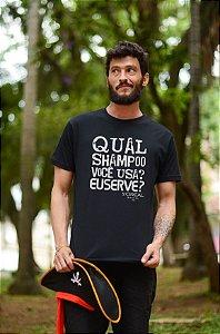 Camisa Especial Carnaval - Eu serve - Basic