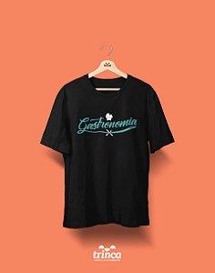 Camisa Universitária Gastronomia - Chef é Chef - Basic