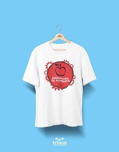 Camisa Universitária Engenharia de Alimentos - Boca é Feita Pra Comer - Basic