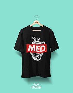 Camisa Universitária Medicina - Supremed - Basic